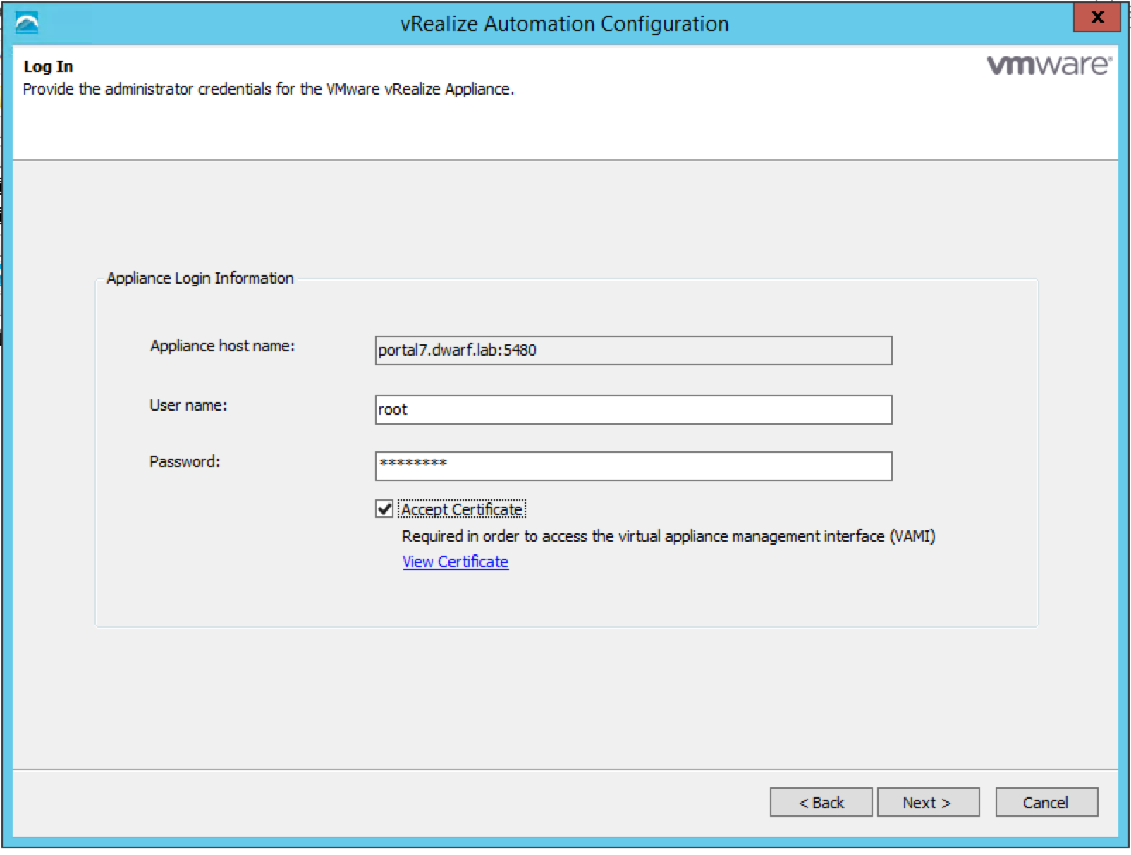 vRA 7.0.1 IaaS Installation – 3