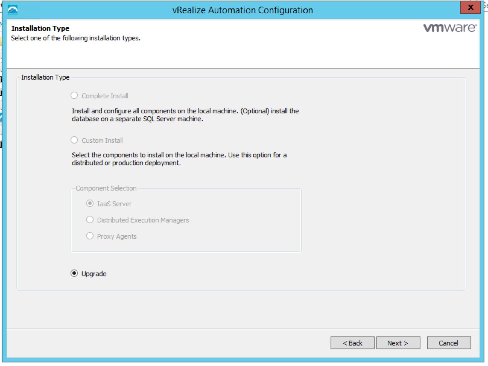 vRA 7.0.1 IaaS Installation – 4